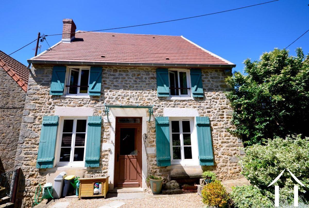 Maison de bourg vendre st sernin du plain bourgogne for Constructeur maison saone et loire