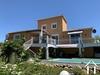Villa méditerranéenne avec piscine et vues dominantes  Ref # 2401