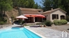 Villa avec piscine chauffée et vues sur la vallée de l'Orb Ref # 2412