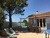 Villa de plain-pied avec studio indépendant près d'Avignon Ref # 11-2418
