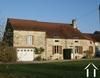 Charmante maison en pierres et joli jardin Ref # RT5121P