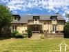 Maison de Charactère avec 5 chambres, belle vue du Morvan Ref # MB1451M