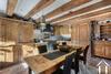 Appartement dans chalet courchevel 1850 Ref # C2129