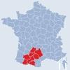 Midi Pyernees region