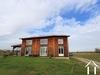 Maison en bois, 3/4 chambres, vues Pyrénées. Ref # EL4844