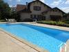 Maison recente en bon etat avec 4 chambres et piscine.  Ref # EL4845