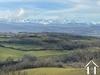 Terrain constructible - Vue Pyrénées Ref # MPMP2104