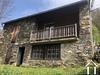 Maison de montagne, garage, studio, terrain Ref # MPDJ062