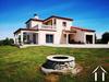 Villa vue Pyrénées Ref # MPOA1870