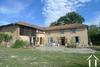 Maison rénovée avec 8000m2 du terrain proche Trie sur Baïse Ref # MPPC2043