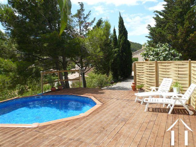 Maison vendre carcassonne languedoc roussillon 2539 for Camping carcassonne avec piscine