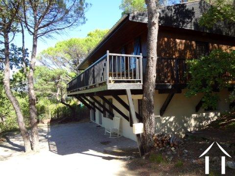 Maison sur site privilégié dans une pinède Provençal Ref # 11-2199