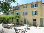 Mas Provençal restauré avec piscine et vue Ref # 43-1349 image 1