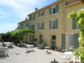 Mas Provençal restauré avec piscine et vue Ref # 43-1349 image 9