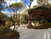 Maison sur site privilégié dans une pinède Provençal Ref # 11-2199 image 10