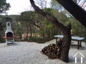 Maison sur site privilégié dans une pinède Provençal Ref # 11-2199 image 12