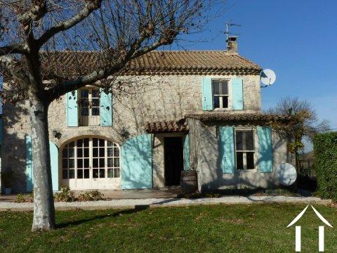 Mas Provençal avec piscine dans le pays de Van Gogh Ref # 11-2339