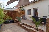 Maison lumineuse entierement rénovée avec gout Ref # 18-3502 image 9