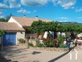 Villa de plain pied avec gîte et piscine Ref # 2343 image 3