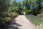 Villa de plain pied avec gîte et piscine Ref # 2343 image 4