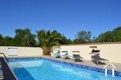 Villa de plain pied avec gîte et piscine Ref # 2343 image 9