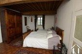 Charmante ferme morvandelle Ref # RT5091P image 5 Ground floor bedroom