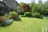 Charmante ferme morvandelle Ref # RT5091P image 18 garden and views