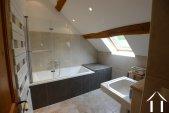 Charmante ferme morvandelle Ref # RT5091P image 13 Upper floor bathroom