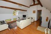 Charmante ferme morvandelle Ref # RT5091P image 8 Upper floor Living/TV room