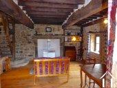Ancienne ferme avec gite Ref # CR5067BS image 13 Living area guest house