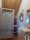 Ancienne ferme avec gite Ref # CR5067BS image 17 en suite shower and toilet for bedroom 3