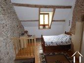 Ancienne ferme avec gite Ref # CR5067BS image 6 Bedroom 1 with en suite