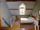 Ancienne ferme avec gite Ref # CR5067BS image 8 Bedroom 2 with en suite