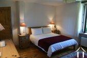 Ferme du 19e siècle avec vue superbe Ref # RT5077P image 8 <en>Master bedroom</en>