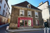antika shop for sale with two apartments and barn