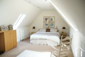 Ancien Prieuré du XVe Ref # RT4974P image 12 Master bedroom with en suite bathroom