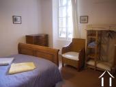 Chambre avec salle de bain attenante