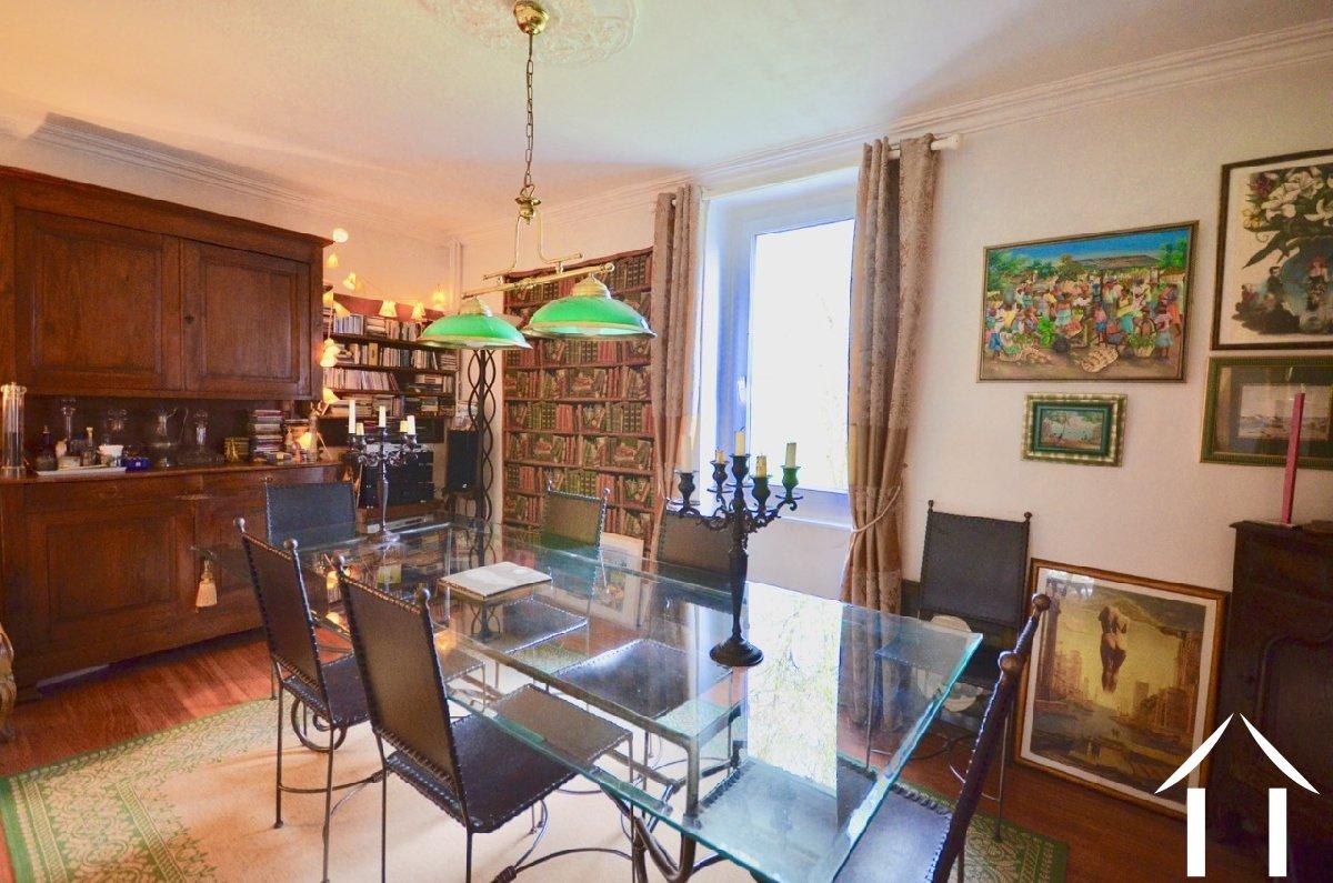 Maison de bourg vendre st berain sur dheune bourgogne for Salle a manger 15m2