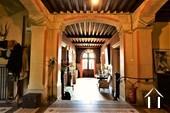 Château XIIIe - XIXe siècle Ref # JP5016S image 2 Hall d'entrée