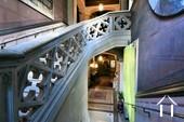 Château XIIIe - XIXe siècle Ref # JP5016S image 12 grand escalier, en pierre menant au premier