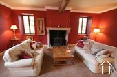 Ancien Prieuré du XVe Ref # RT4974P image 3 Charming sitting room