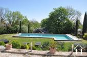 Maison d\'architecte très lumineuse avec piscine et vue Ref # CR5036BS image 21 Piscine
