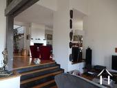 Maison d\'architecte très lumineuse avec piscine et vue Ref # CR5036BS image 4 Espace de vie