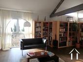 Maison d\'architecte très lumineuse avec piscine et vue Ref # CR5036BS image 15 Mezzanine-Bibliothèque