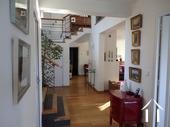 Maison d\'architecte très lumineuse avec piscine et vue Ref # CR5036BS image 14 Espace de vie-3