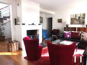 Maison d\'architecte très lumineuse avec piscine et vue Ref # CR5036BS image 9 Salon