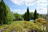 Maison d\'architecte très lumineuse avec piscine et vue Ref # CR5036BS image 6 Vue de la chambre