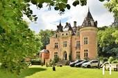 Château XIIIe - XIXe siècle Ref # JP5016S image 1 Château aux allures de conte de fée