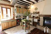 Maison douillette dans les Hautes Côtes de Nuits Ref # CR5105BS image 3 Kitchen