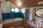Maison douillette dans les Hautes Côtes de Nuits Ref # CR5105BS image 7 Bathroom